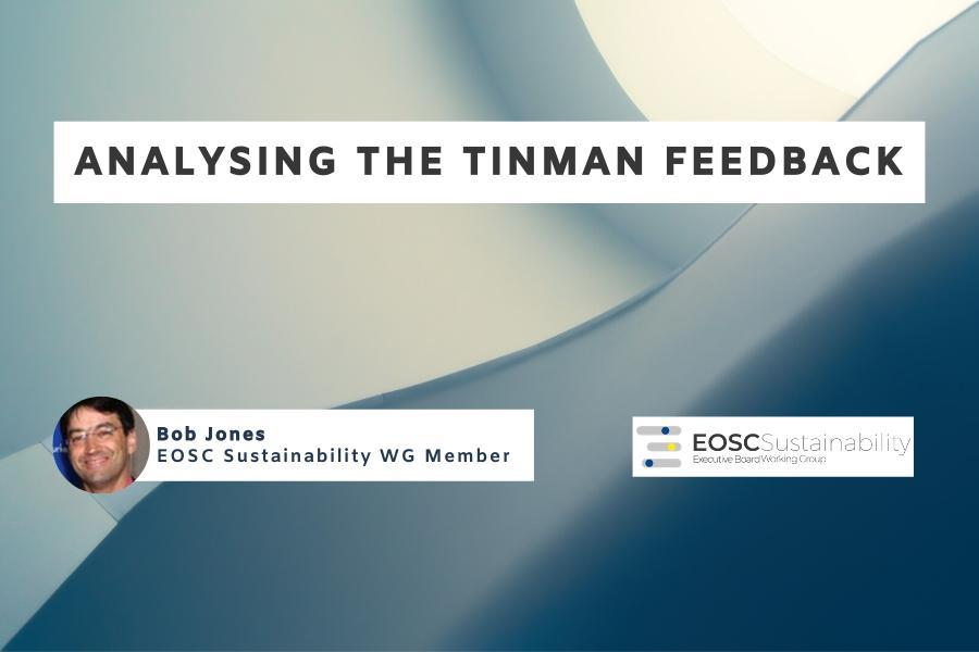 Analysing the tinman feedback