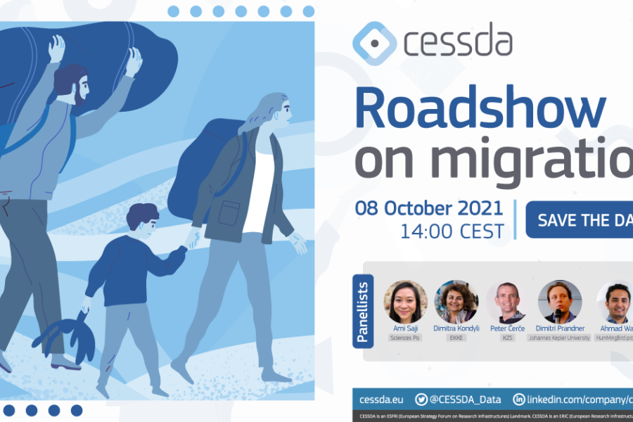 CESSDA Roadshow on Migration