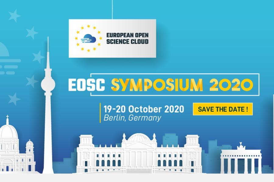 EOSC Symposium 2020 save the date
