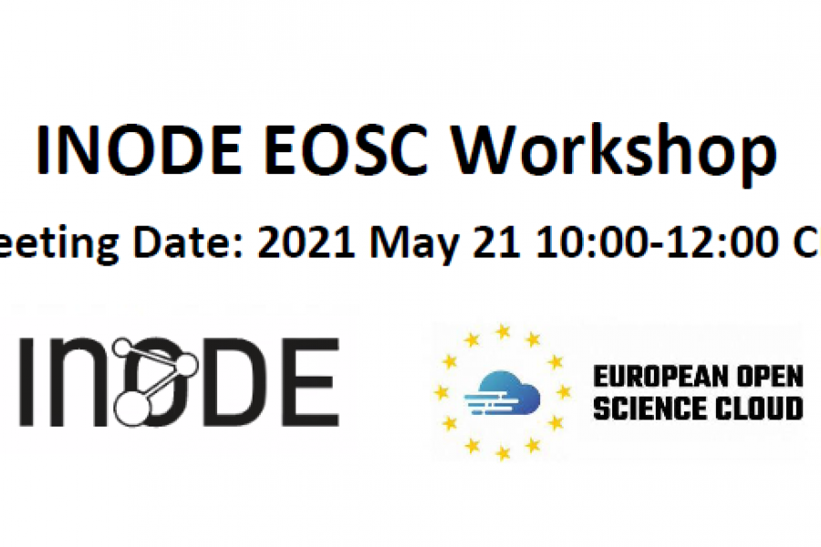 INODE EOSC Workshop