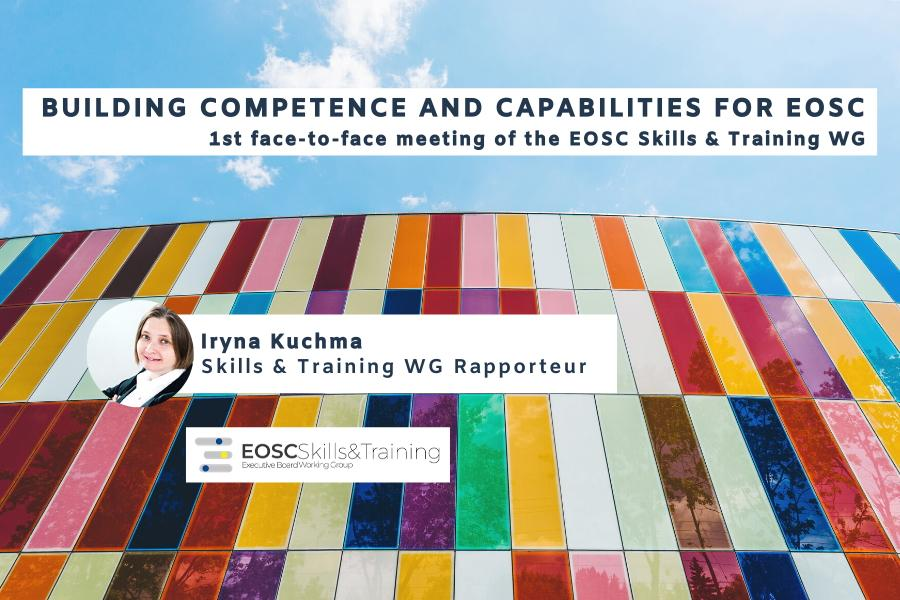 Building competence and capabilities for EOSC