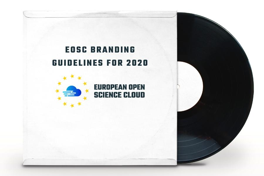 The official EOSC branding guidelines for 2020