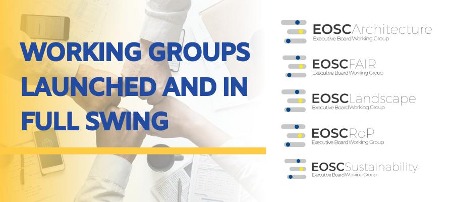 EOSC Working Groups